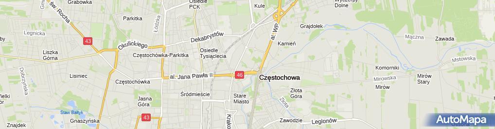 Zdjęcie satelitarne Telfon Eldi S C