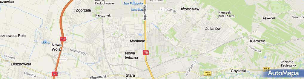 Zdjęcie satelitarne inmedio
