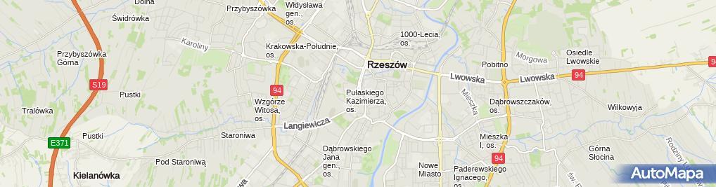 Zdjęcie satelitarne Intermarche - Supermarket
