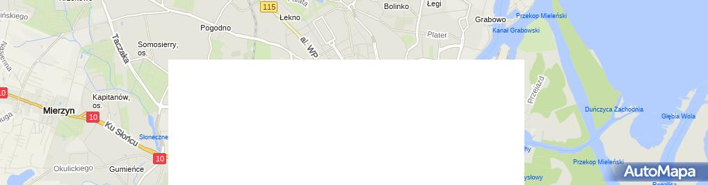 Zdjęcie satelitarne Księgarnia Polanglo