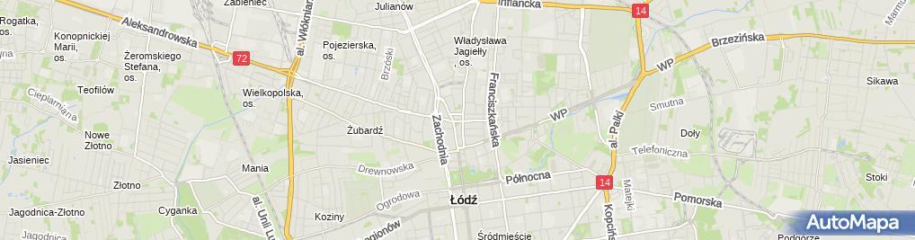 Zdjęcie satelitarne Złoto Srebro Grawer Sklep Wiki