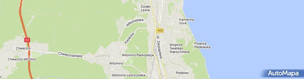 Zdjęcie satelitarne Jubitom - Jubiler
