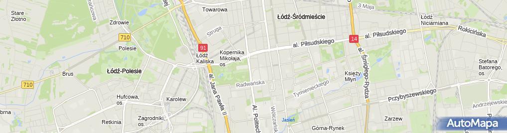 Zdjęcie satelitarne Małgorzata Król