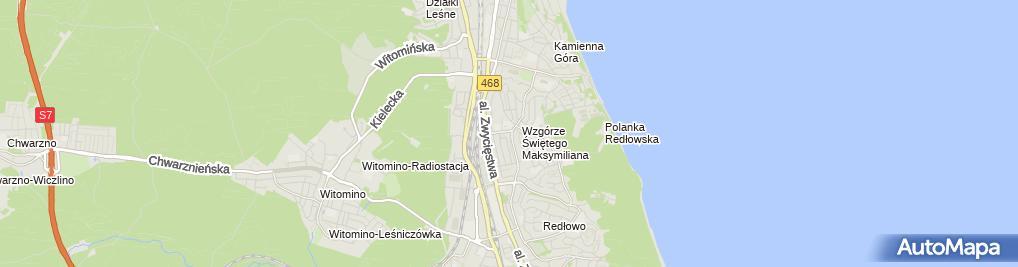 Zdjęcie satelitarne Przemysław Kolbusz
