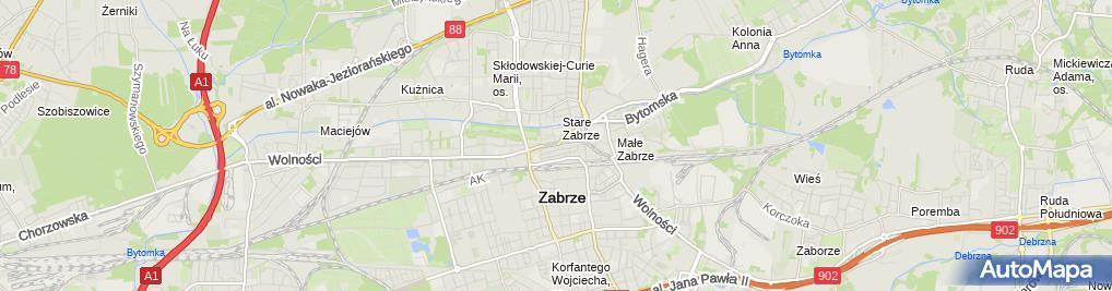 Zdjęcie satelitarne Szisza Kebab