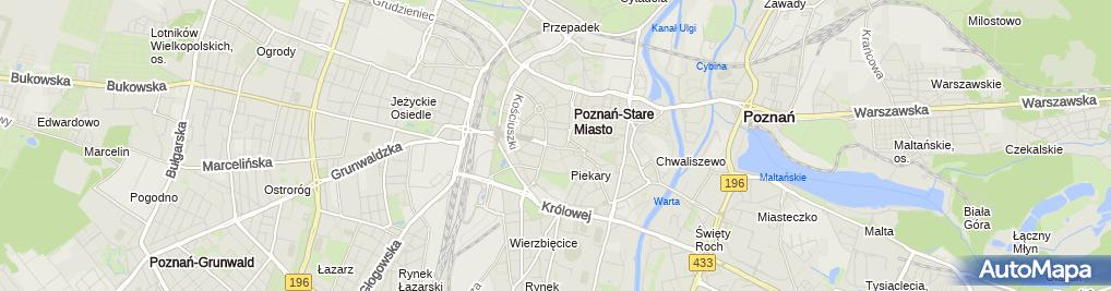 Zdjęcie satelitarne Muza