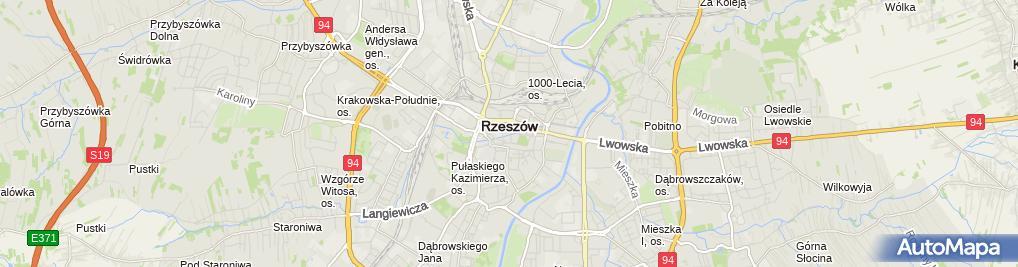 Zdjęcie satelitarne WDK