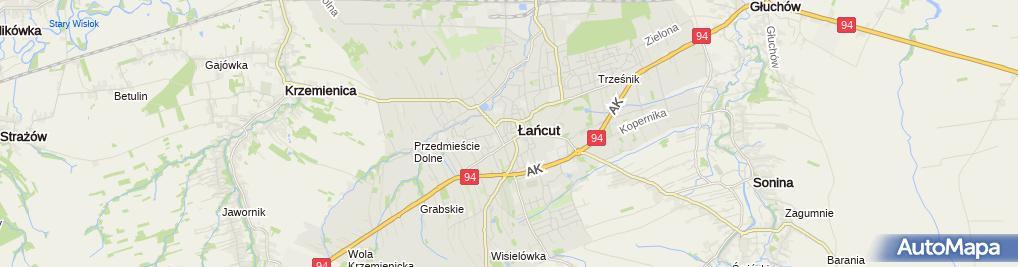 Zdjęcie satelitarne Inkhouse.pl - tusze i tonery