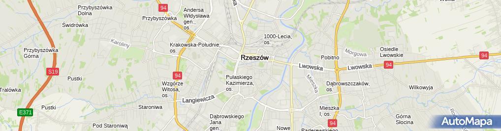 Zdjęcie satelitarne KSERO5GROSZY.PL teraz INDRUK RZESZOW