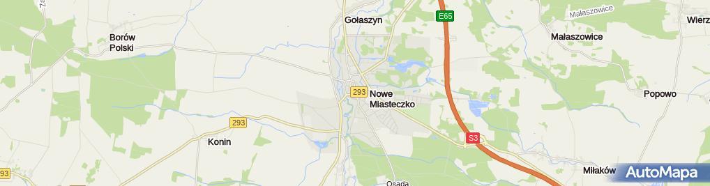 Zdjęcie satelitarne Księgarnia, Prasa