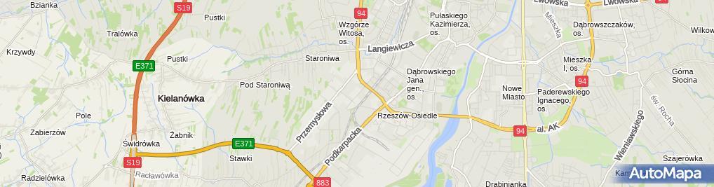 Zdjęcie satelitarne Księgarnie NOVA Sp.z o.o.