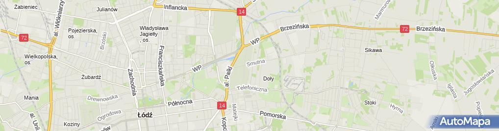 Zdjęcie satelitarne Sowińscy Anna i Andrzej