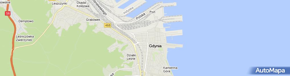 Zdjęcie satelitarne Lara Fabio - Sklep odzieżowy