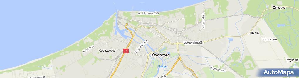 Zdjęcie satelitarne mBank - Wpłatomat