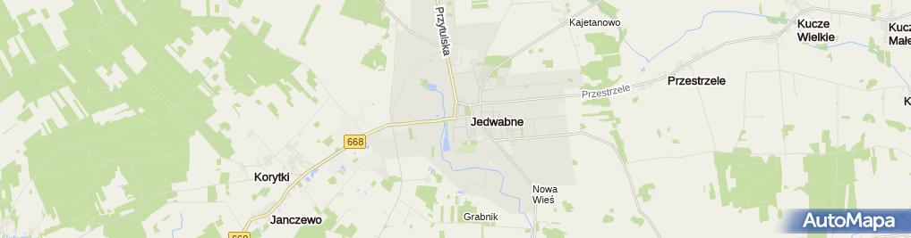 Zdjęcie satelitarne Meble, Wyposażenie domu - Sklep