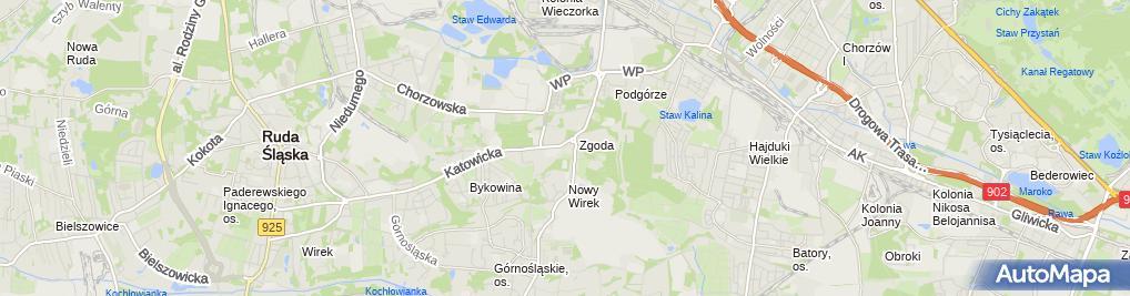 Zdjęcie satelitarne Media Expert - Sklep