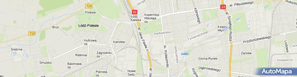 Zdjęcie satelitarne Monnari - Sklep odzieżowy