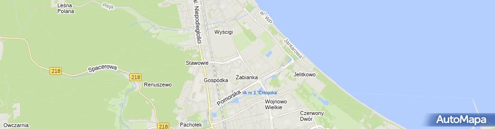 Zdjęcie satelitarne Multimedia - TV kablowa