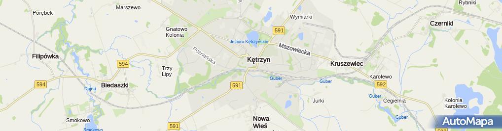 Zdjęcie satelitarne im. Wojciecha Kętrzyńskiego