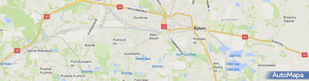 Zdjęcie satelitarne Neonet - Sklep