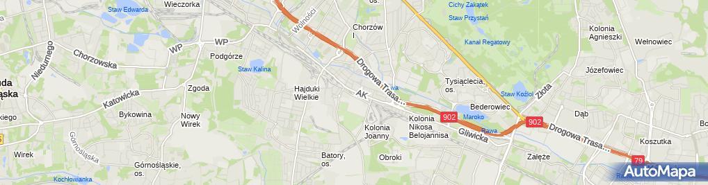 Zdjęcie satelitarne Odido