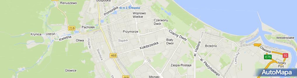 Odido Ul Ulica Kołobrzeska 53m 10 Gdańsk 80 264 Godziny Otwarcia