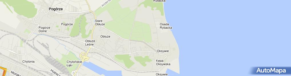 Zdjęcie satelitarne Orange GSM1800