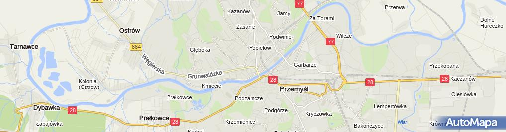Zdjęcie satelitarne GSM900 Orange