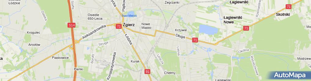 Zdjęcie satelitarne Marcin