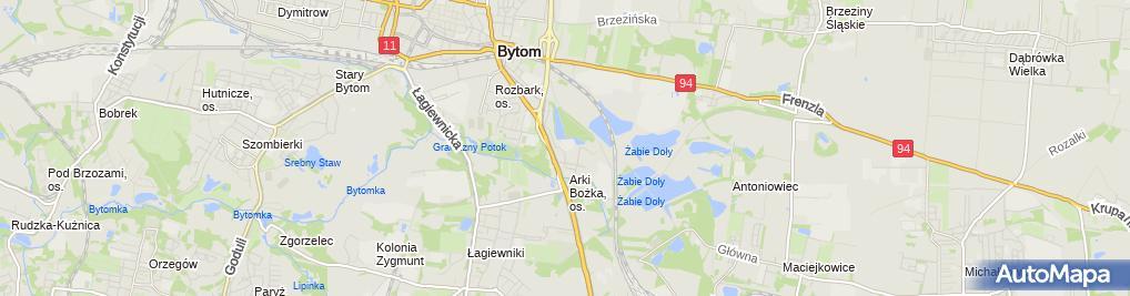 Zdjęcie satelitarne Play BTS GZB0132
