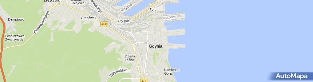 Zdjęcie satelitarne GSM1800 Plus