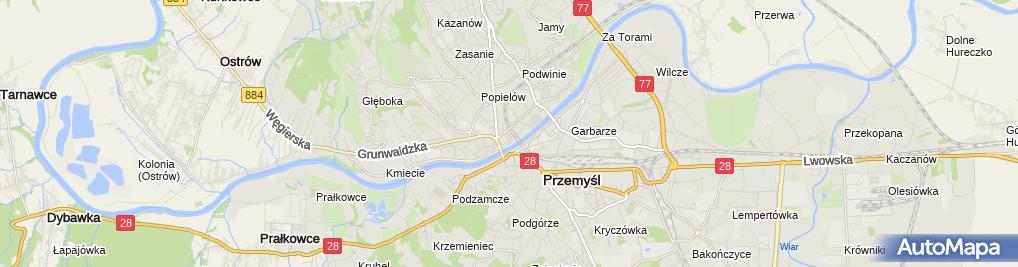 Zdjęcie satelitarne Pomoc - Sałata Krzysztof