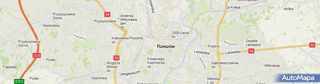 Zdjęcie satelitarne Werso Ryszard Popławski