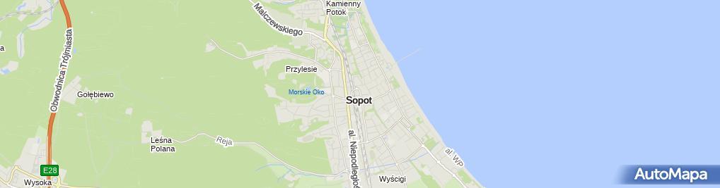 Zdjęcie satelitarne 4 Markt Marta Siemionko