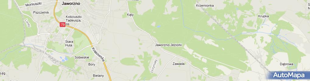 Zdjęcie satelitarne Abecadło Gabinet Terapii Pedagogicznej - Agnieszka Pater-Otrębska