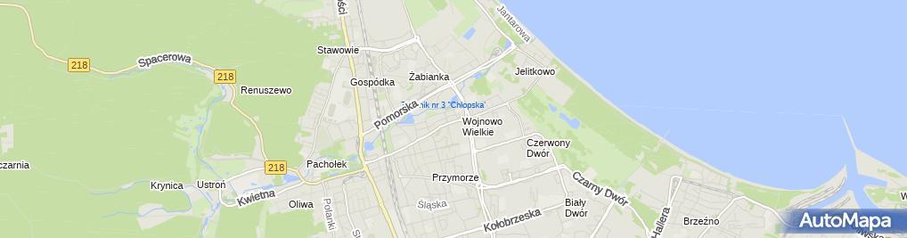 Zdjęcie satelitarne About You.Pl