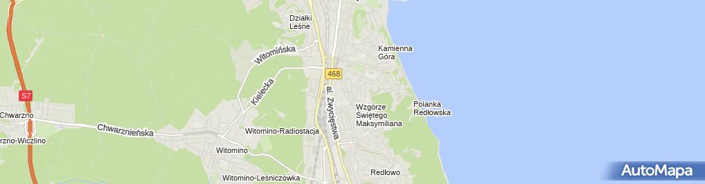 Zdjęcie satelitarne Adam Sadłowski Comas