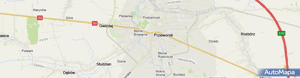 Zdjęcie satelitarne Adam Wiśniowski Kadom-2Si Sieciowe Systemy Informatyczne