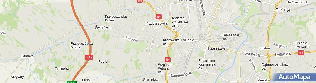 Zdjęcie satelitarne Adaptive Radosław Rejman