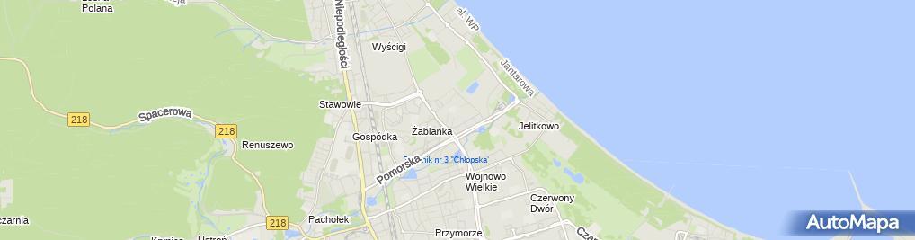 Zdjęcie satelitarne Afra70 Grzegorz Kryszyłowicz