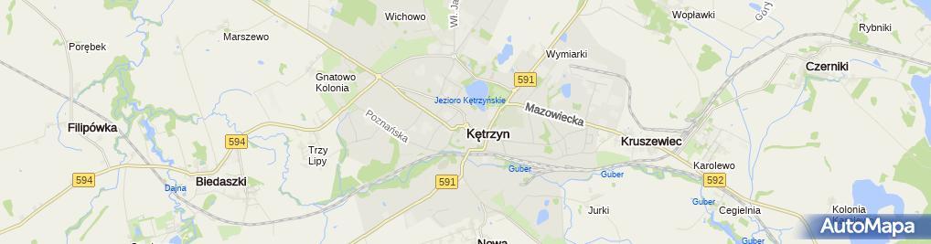 Zdjęcie satelitarne Agata Radziwon-Suchowierska