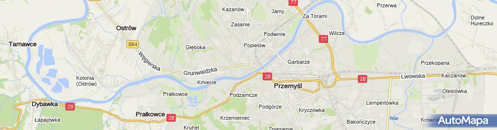 Zdjęcie satelitarne Agnieszka Sikora