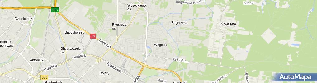 Zdjęcie satelitarne Ammat Antoni Mikołajczuk
