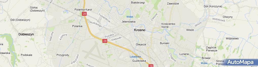 Zdjęcie satelitarne Andrzej Pelczarski