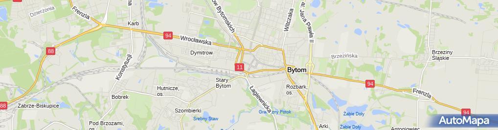Zdjęcie satelitarne Artag Firma Usługowo Handlowa