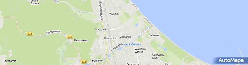 Zdjęcie satelitarne Asco Consulting