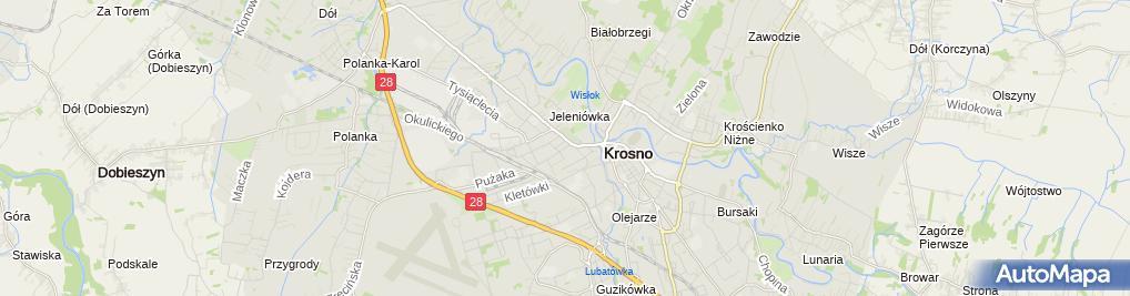 Zdjęcie satelitarne Aspro