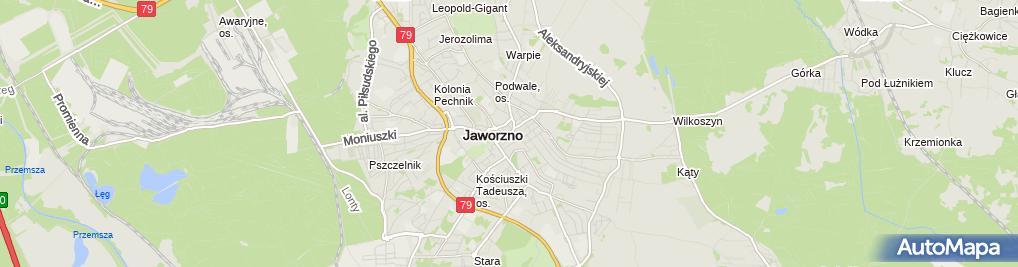 Zdjęcie satelitarne Atpol II Tomasz Stós, Maria Bogacka