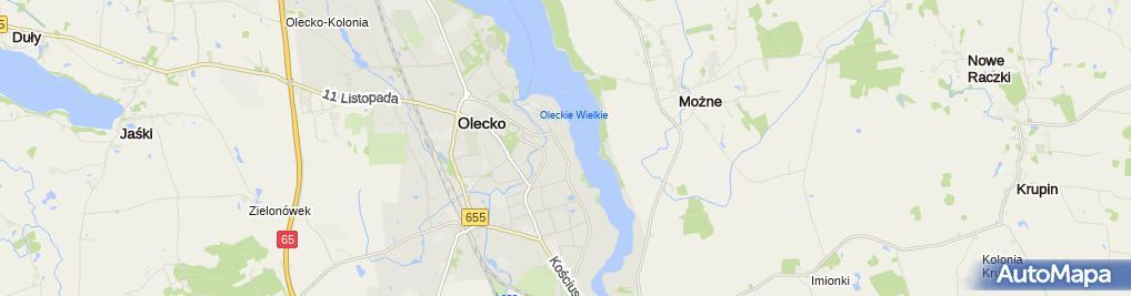 Zdjęcie satelitarne Biuro Doradctwa Finansowego As Andrzej Jacek Szczodruch
