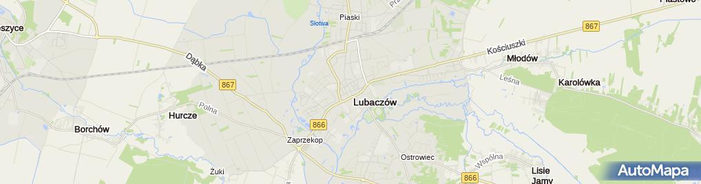 Zdjęcie satelitarne Bogusław Bartoszko